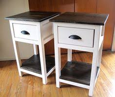 ana white build a mini farmhouse bedside table plans free and easy diy project and furniture plans bathroomcute diy office homemade desk plans furniture