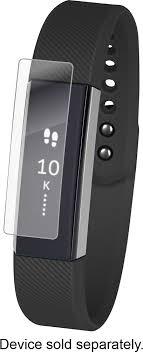ZAGG InvisibleShield HD Clear Screen Protector <b>for Fitbit Alta</b>, <b>Alta</b> ...