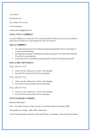 project manager resume summary statement happytom co
