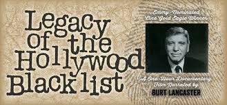 「Hollywood Blacklist」の画像検索結果