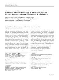 (PDF) In vitro propagation of Asparagus maritimus – A rare ...
