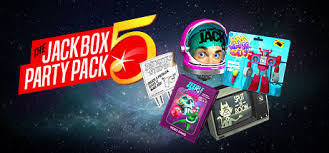Save 40% on The Jackbox Party Pack <b>5</b> on Steam