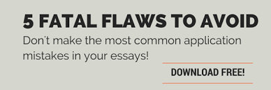 Fatal Flaws to Avoid in Your College Application   Download your copy today  Accepted com