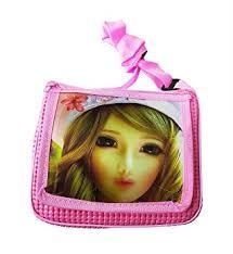 Buy Fully <b>Cute 3D</b> Effects <b>Doll</b> Eyes Close and Open Slings Bags ...
