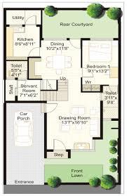 Welcome To Surya Residency  Row House Floor Plan Ground Floor  First Floor