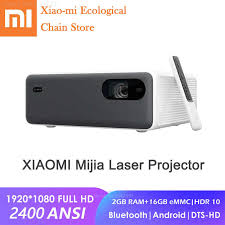 XIAOMI <b>Mijia ALPD3</b>.<b>0 Laser Projector</b> 2400 ANSI Lumens 4k Max ...