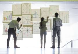 understand the management skills levels pyramid