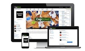 CapLinked: Virtual Data Rooms - Secure Document Sharing