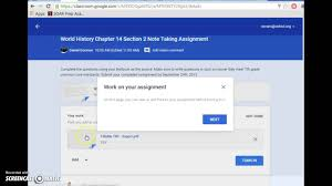 how to attach an assignment in google classroom student view how to attach an assignment in google classroom student view