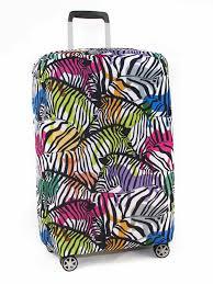 Чехол для чемодана <b>RATEL</b> Neoprene размер L <b>Animal Zebras</b> ...