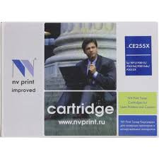 <b>Картридж NV</b>-<b>Print</b> CE255X (№55X) (экономичный) Черный ...
