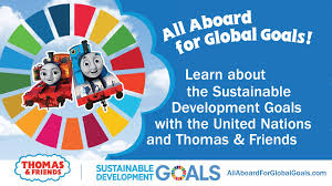 United Nations, <b>Thomas & Friends</b> Launch SDG Collaboration ...