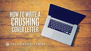 how to write a crushing cover letter crushing cover letter 1920