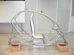 Renault Twizy <b>Frame</b> Structure | <b>Electric car</b> design, <b>Electric cars</b> ...