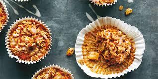 Carrot Cake Baked Oatmeal Muffins | FIXATE | Beachbody Blog