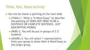 describe painting essay    sample descriptive essay on mona lisa    descriptive essay narration of a painting   k  writing workshop