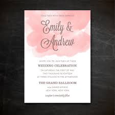 wedding invitation template printable wedding invitation printable watercolor wedding invitation template blush pink white instant editable ms
