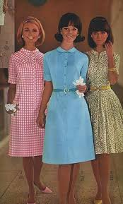1966 <b>women's</b> dresses from Spiegel catalog | Sixties <b>fashion</b>, 1960s ...