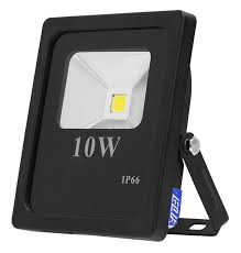<b>Прожектор</b> светодиодный <b>SLIM ELF</b>, 10Вт, IP65, белый для ...