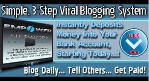 Blogging System That Works