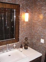 ideas tiles bathroom glass