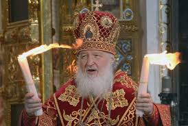 Image result for Pascha Patriarch Kirill of Moscow
