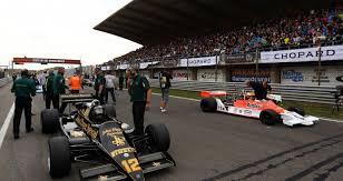 <b>Large</b> Formula 1 presence revives F1 era at Historic <b>Grand Prix</b> ...