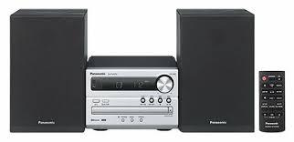 Музыкальный центр <b>Panasonic SC</b>-<b>PM250 Silver</b> — купить по ...