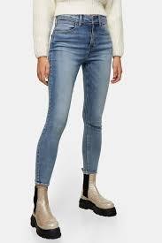 <b>High</b>-<b>Waisted</b> Jeans | High-Rise Jeans For <b>Women</b> | Topshop