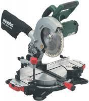 <b>Metabo KS</b> 216 M Lasercut 619216000 – купить торцовочная <b>пила</b> ...