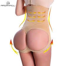 Womens Seamless <b>Butt Lifter</b> Padded <b>Lace</b> Panties <b>Enhancer</b> ...
