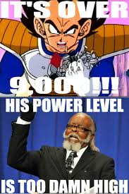 HIS POWER LEVEL IS TOO DAMN HIGH! | The Rent is Too Damn High ... via Relatably.com