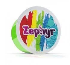 """Купить оптом <b>Кинетический пластилин</b> """"<b>Zephyr</b>""""-зеленый 150г по ..."""