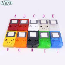 <b>YuXi</b> Grey black white red green Colorful <b>Shell</b> Housig Cover Case ...