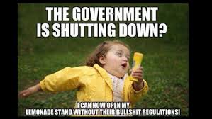 The Shutdown in Memes | Senior Planet via Relatably.com