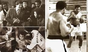 Muhammad Ali as you've never seen him before... intimate new ...