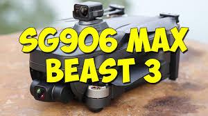 Новый <b>SG906 MAX Beast 3</b>. Квадрокоптер с лазерным датчиком ...