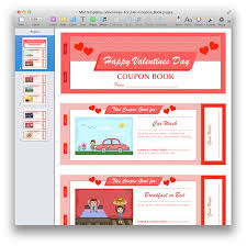 valentine s day coupon book for pages pdf com valentines day coupon book template 2