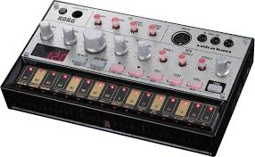 <b>MIDI</b>-<b>контроллер Korg VOLCA</b> BASS — купить в интернет ...