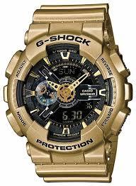 Наручные <b>часы CASIO GA</b>-<b>110GD</b>-9B1 — купить по выгодной ...