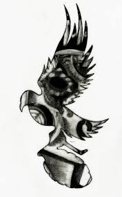 <b>Hollywood Undead</b> - <b>J Dog</b> (tattoo) by deathlouis on DeviantArt