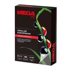 <b>Пленка для ламинирования</b> Promega <b>office</b> 80x110 мм глянцевая ...
