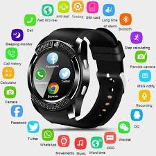 <b>Smart Watch V8</b> Men Bluetooth Sport Watches Women Ladies Rel ...