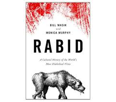 rabid is a ravenous treat packed terrifying tidbits and click to enlarge rabid book cover 590px jpeg