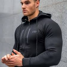 Online Shop <b>2018 Autumn New Men</b> zipper Hoodies Fashion ...