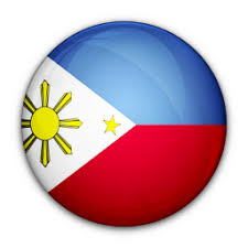 Image result for philippines flag button