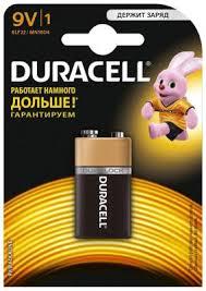 <b>Батарейка Duracell 6LF 22/MN</b> 1604 9V купить в интернет ...