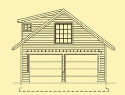 Apartment Over Garage Plans  Garage Loft Plans  amp  Carriage House Plans