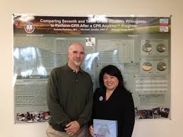 ten percent of alameda county in california trained in hands only michael jacobs emt p and jamie yee hintzke direct the cpr 7