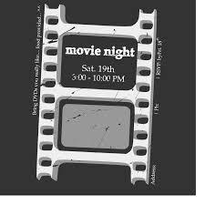 ticket flyer clipart clipartfest movie night ticket clip art